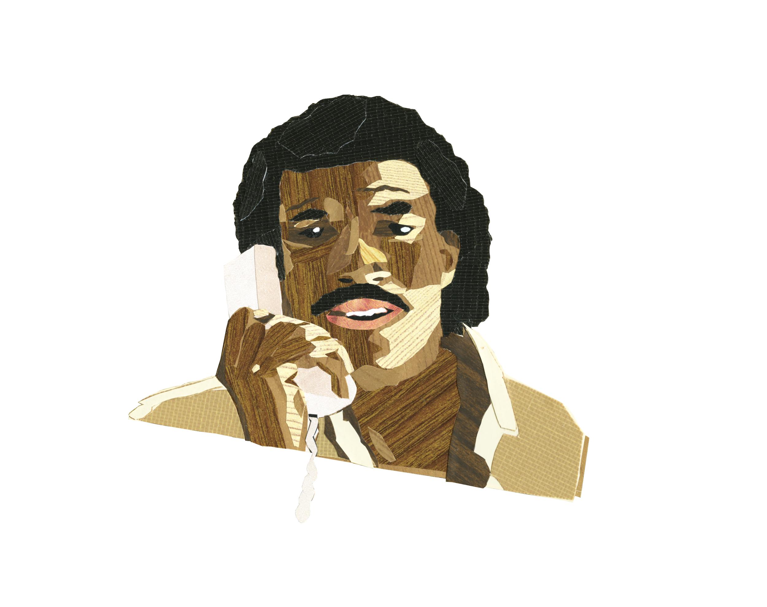 Hello? Lionel Richie