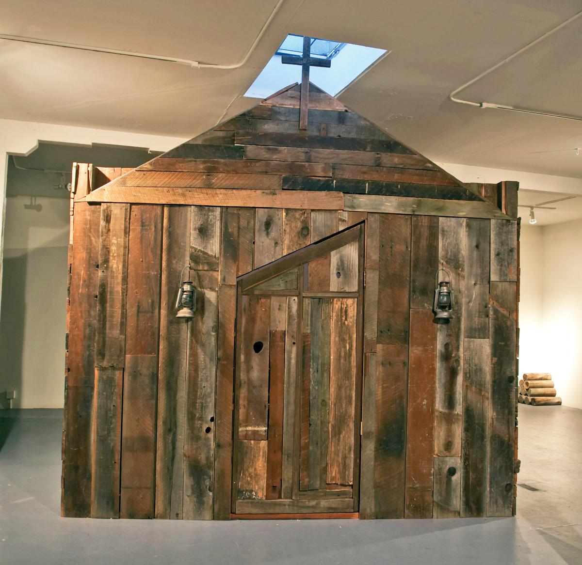 Django Chapel  2005