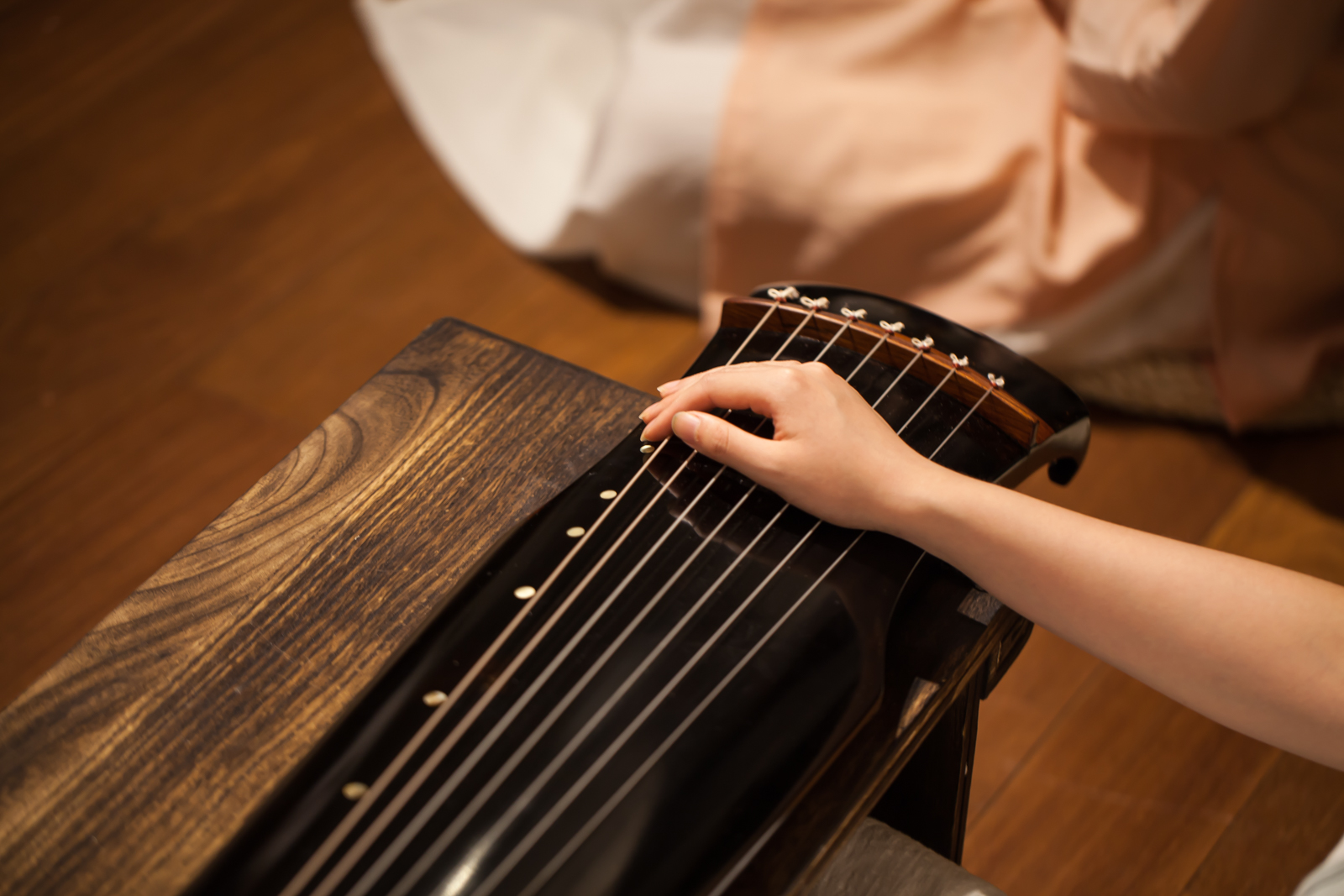 Discover a Refined Chinese Lifestyle    Guqin