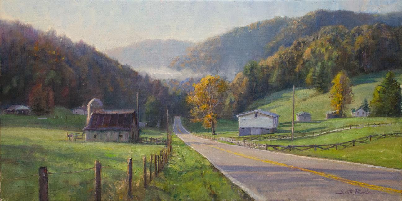 """October Long View"""