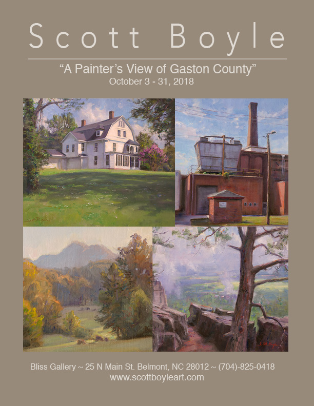 A Painter's View of Gaston County - Flyer 2018 Final.jpg