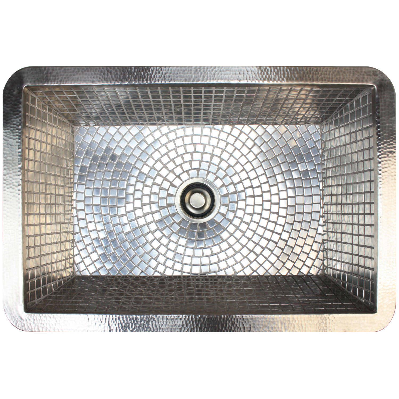 mosaic kitchen -