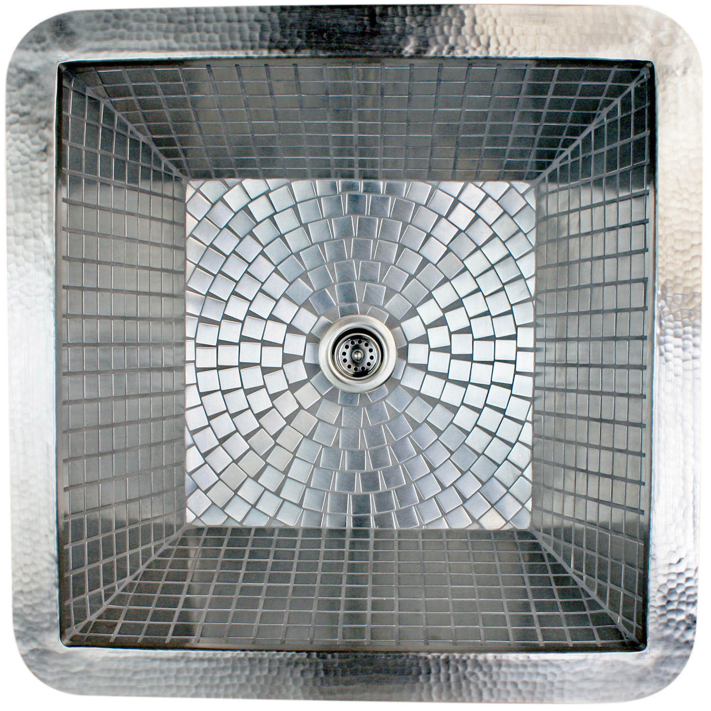 large square mosaic -