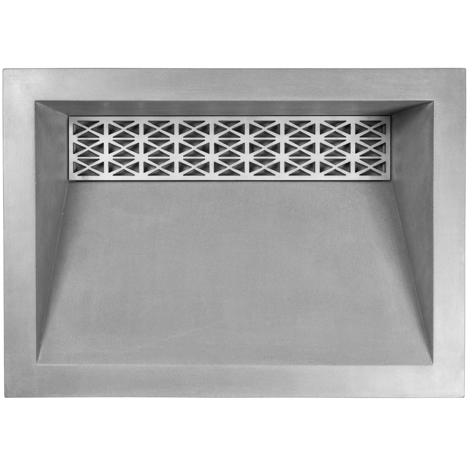 Copy of AC01DI G Shown with optional GC002 Spoke Grate SS (Satin Stainless Steel)