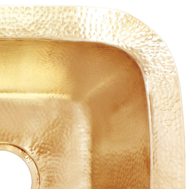 Unlacquered Brass (UB)