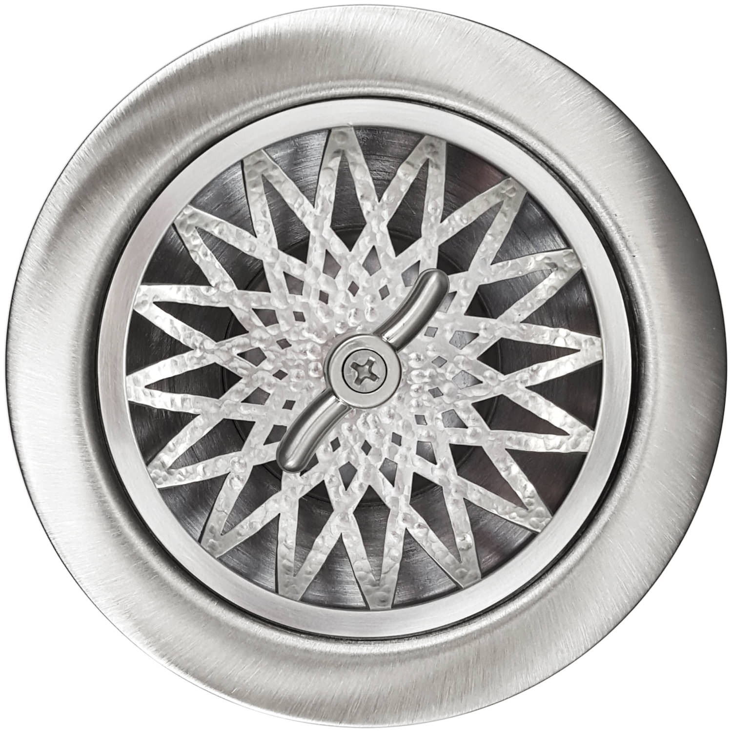 DECORATIVE BASKET STRAINER -