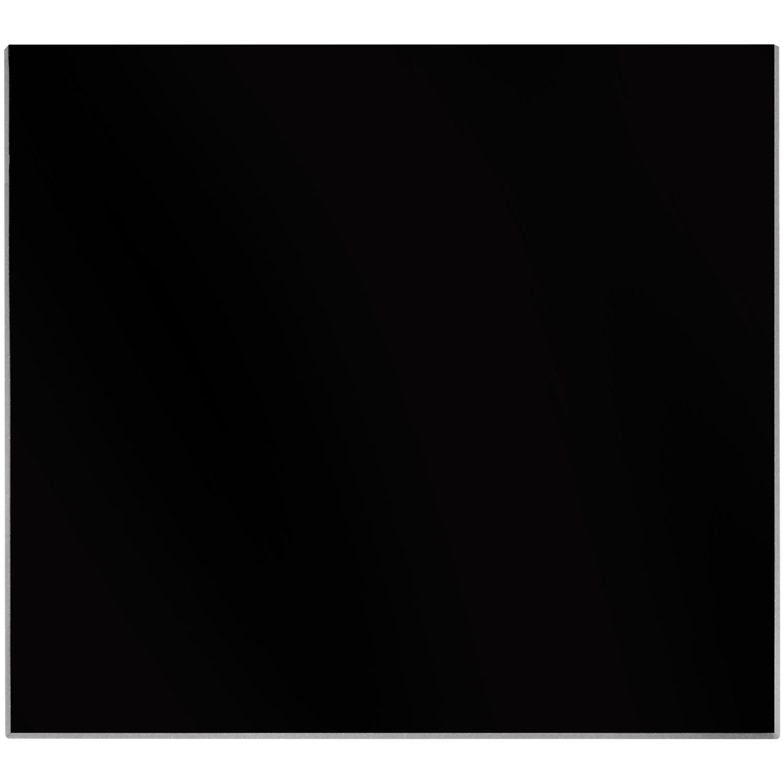 "24"" Black Counter Top - No Sink Cutout w/ no faucet hole"