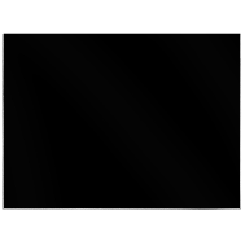 "30"" Black Counter Top - No Sink Cutout w/ no faucet hole"
