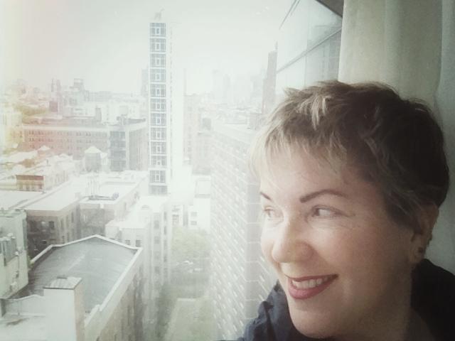 Amanda Moody in NYC