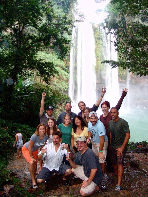 Misol Falls, Chiapas