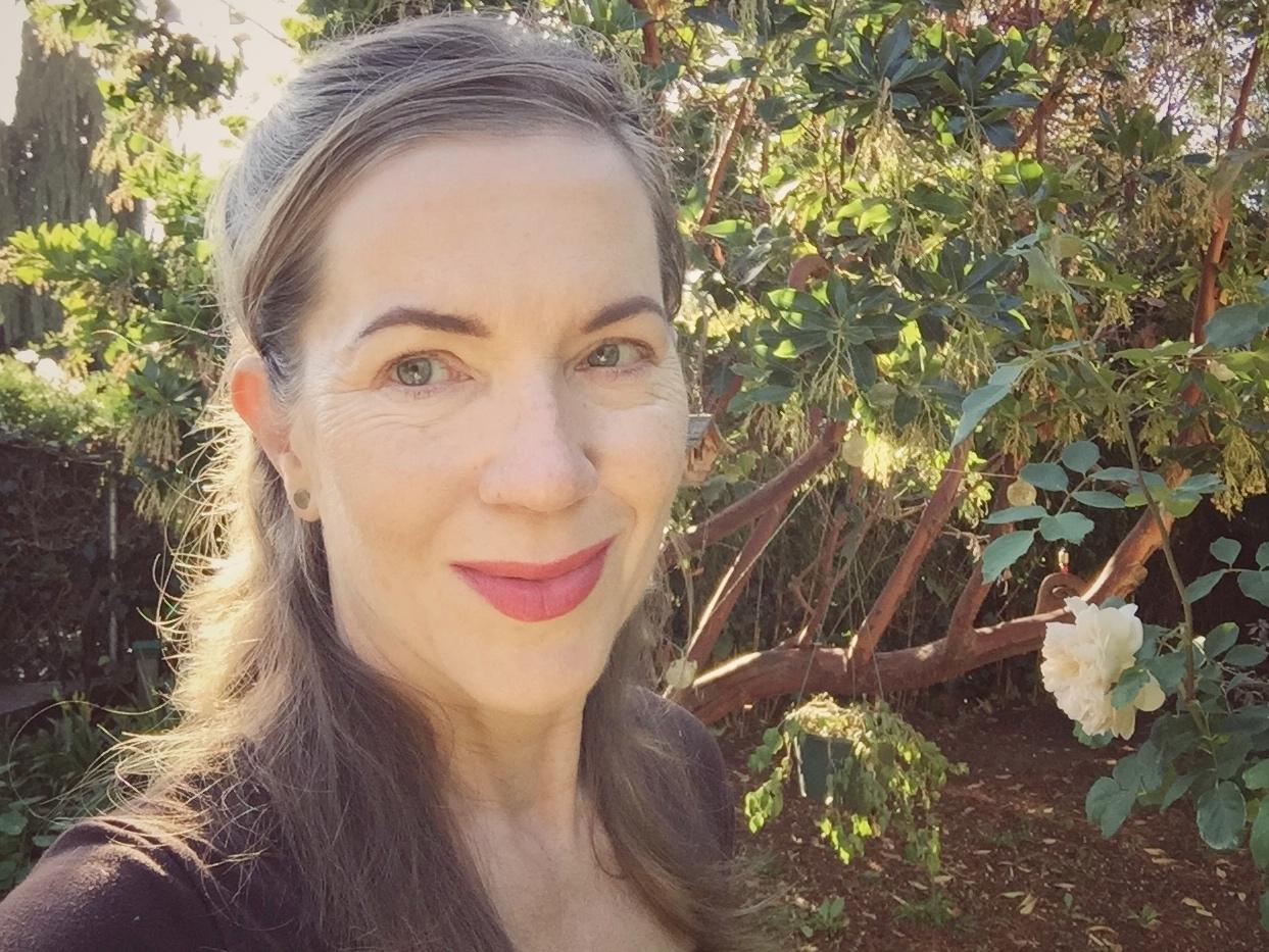 Amanda Moody, photographed in Berkeley, California