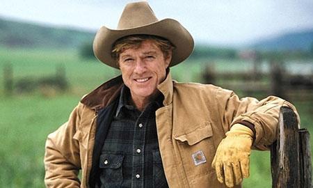 Robert Redford in The Horse Whisperer. Photograph: Cine Text /Sportsphoto Ltd. / Allstar