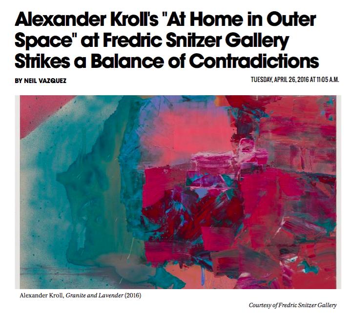 Miami New Times   April 26, 2016   Alexander Kroll
