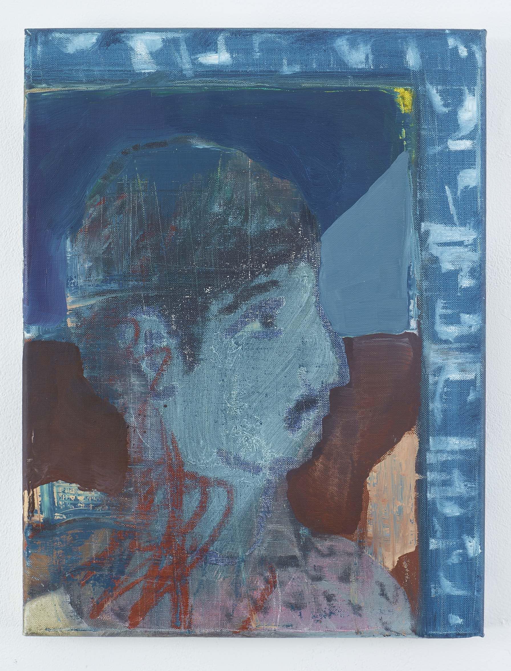 Tom Anholt, Blue Mountain, 2016