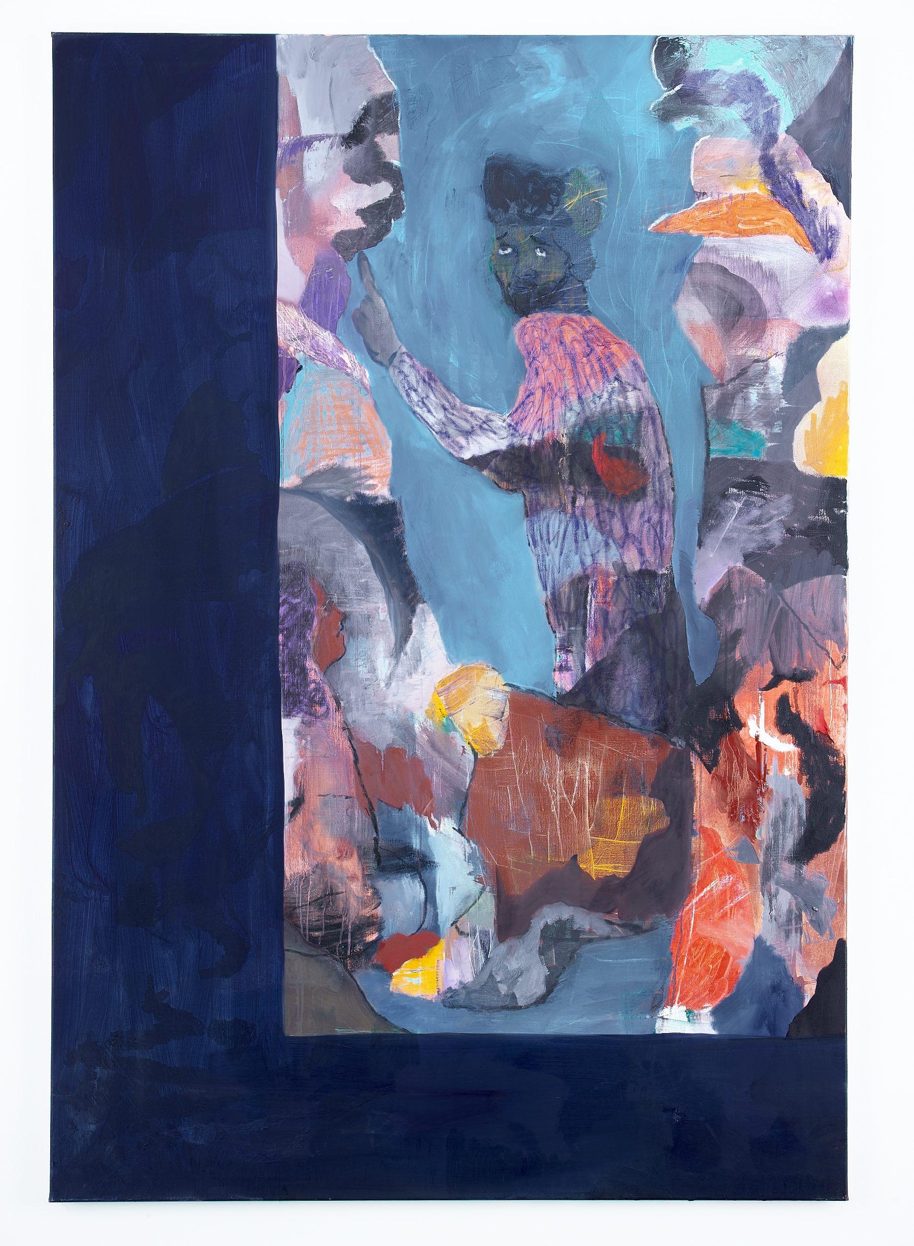 Tom Anholt, Lost Girl, 2016