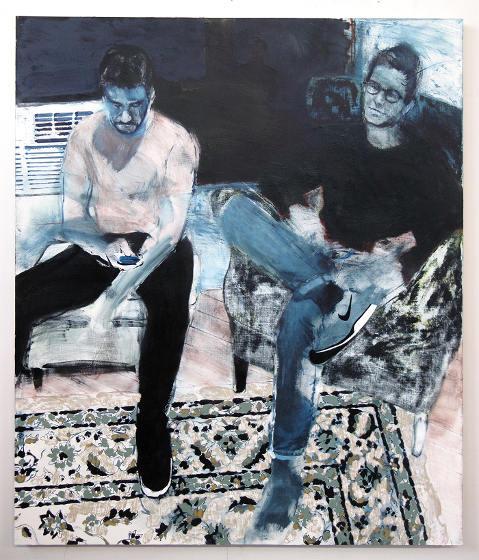 Doron Langberg, Kyle and Robert, 2016