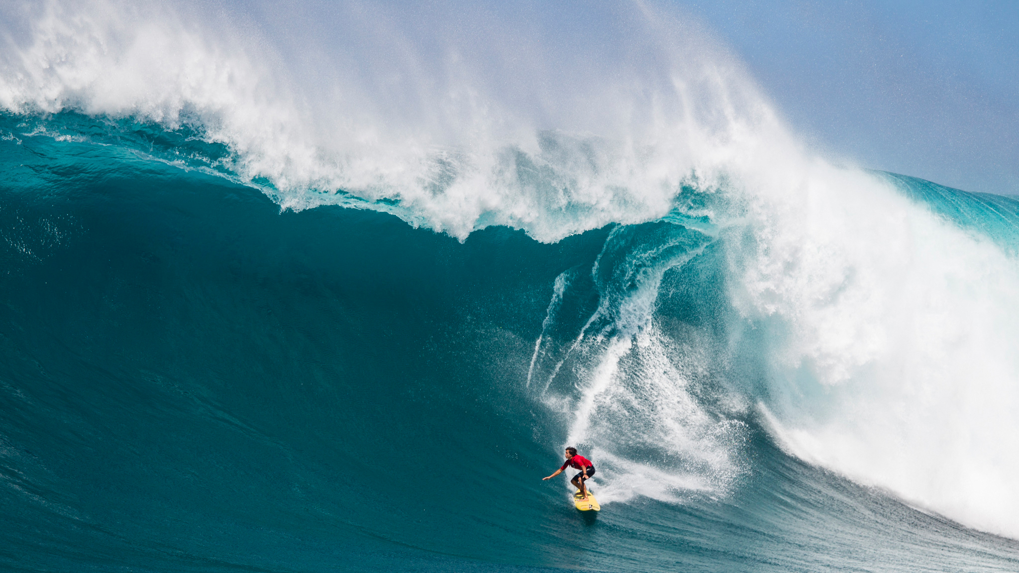 Kai Lenny: Big Wave Surfer
