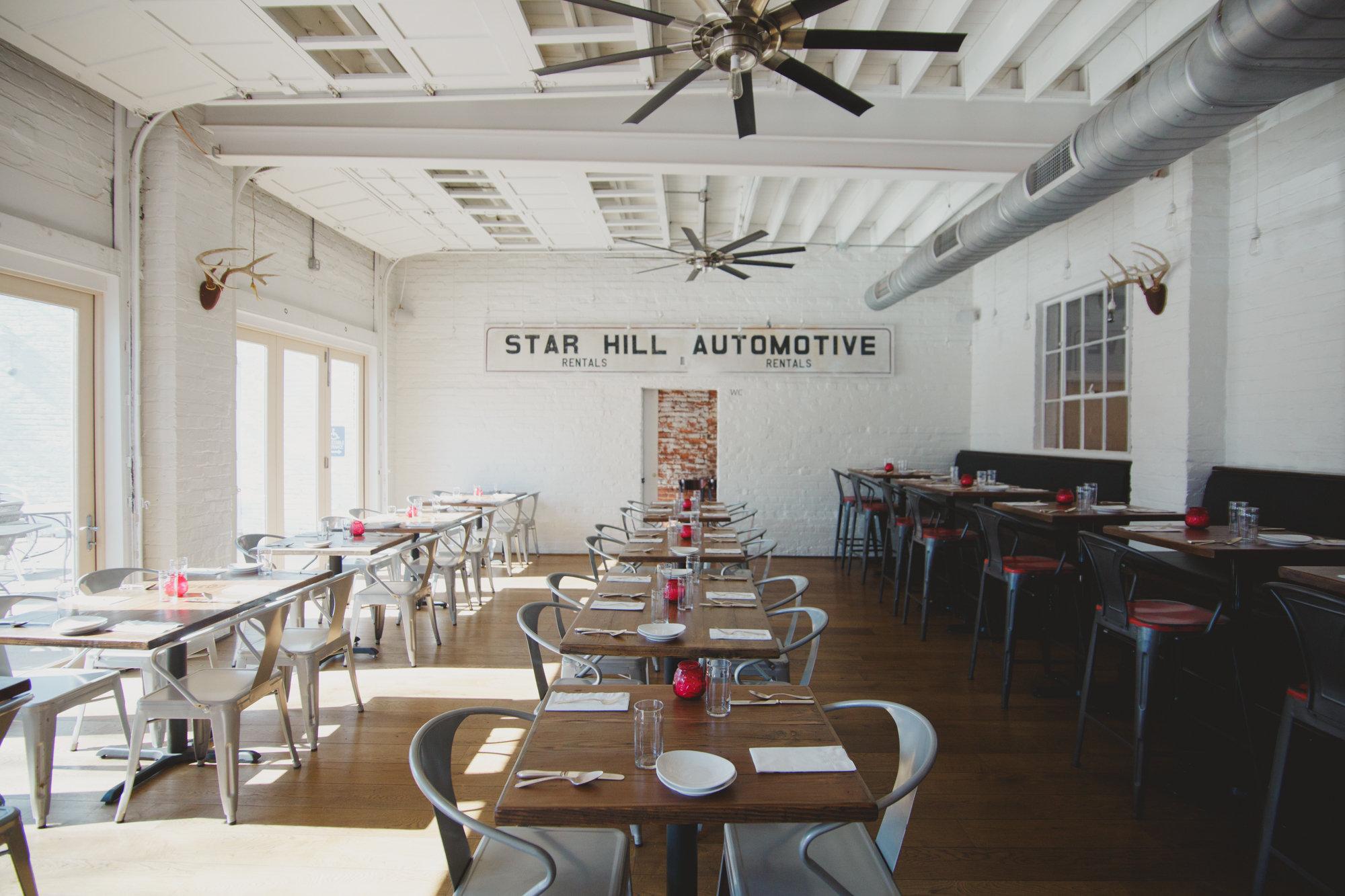 Oakhart Social Restaurant