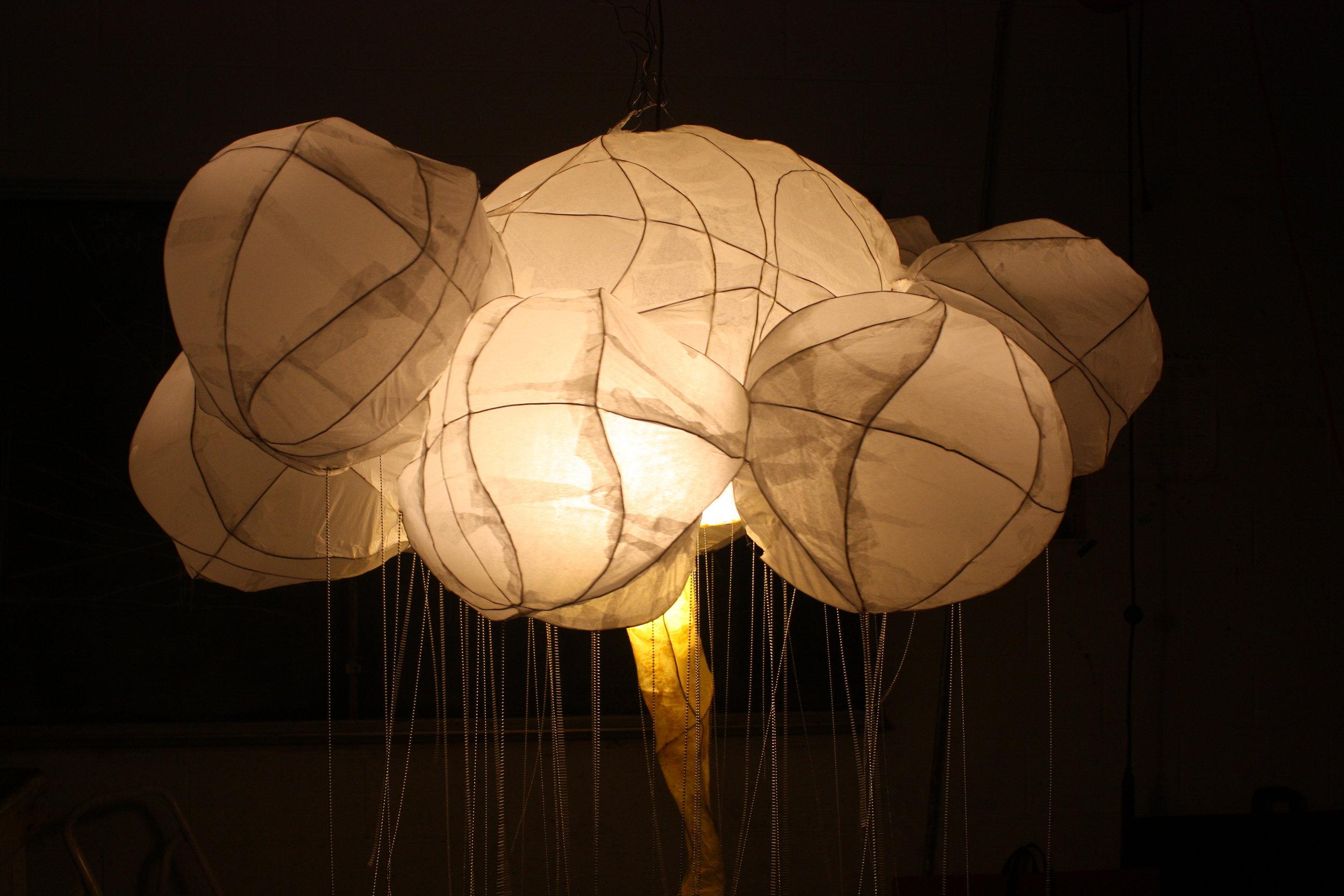 3D Design: Foundations  Volume, Lantern project