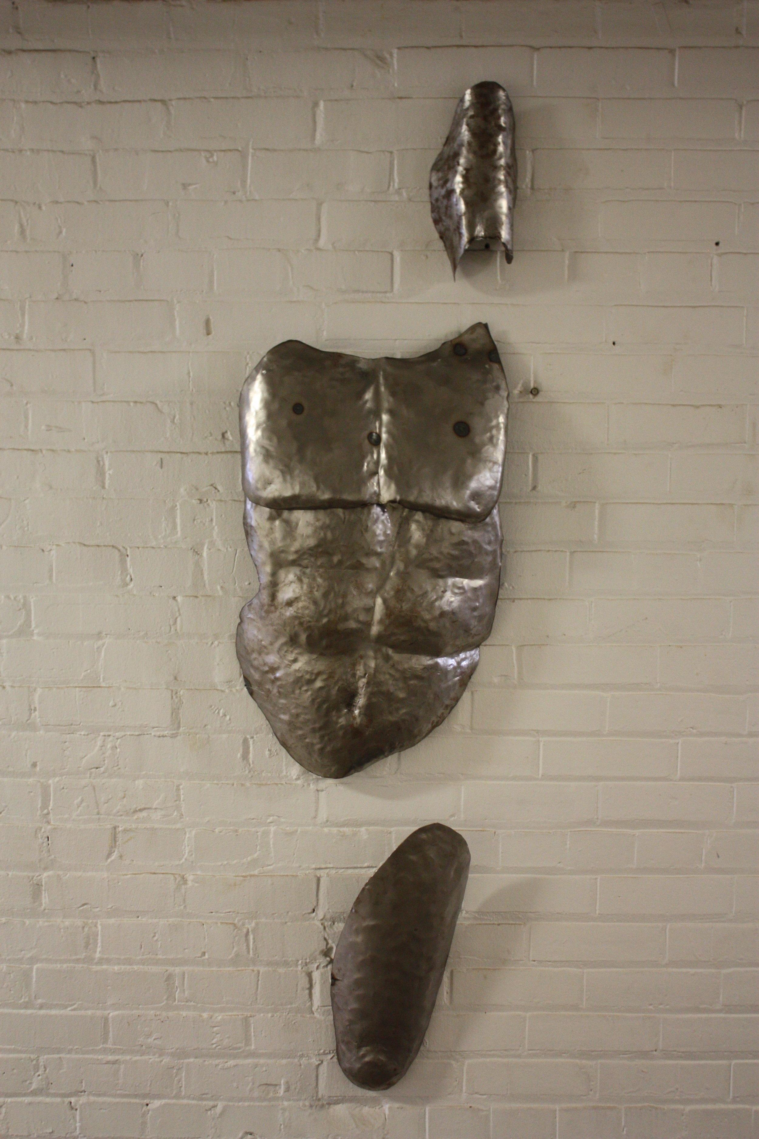 Intermediate Sculpture: metals  Forging assignment