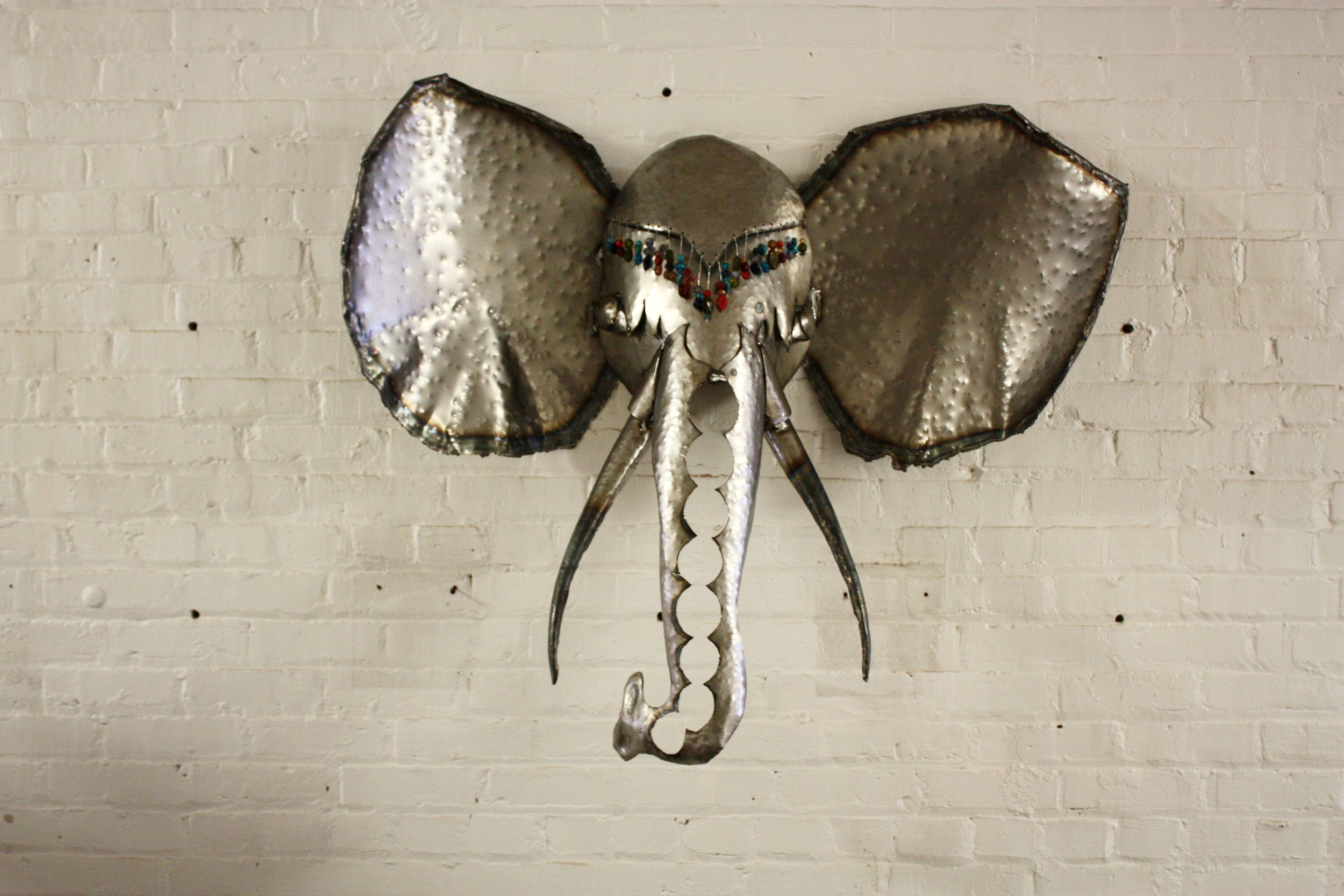 Intermediate Sculpture: metals  Fabrication assignment