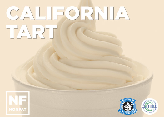 California Tart Frozen Yogurt