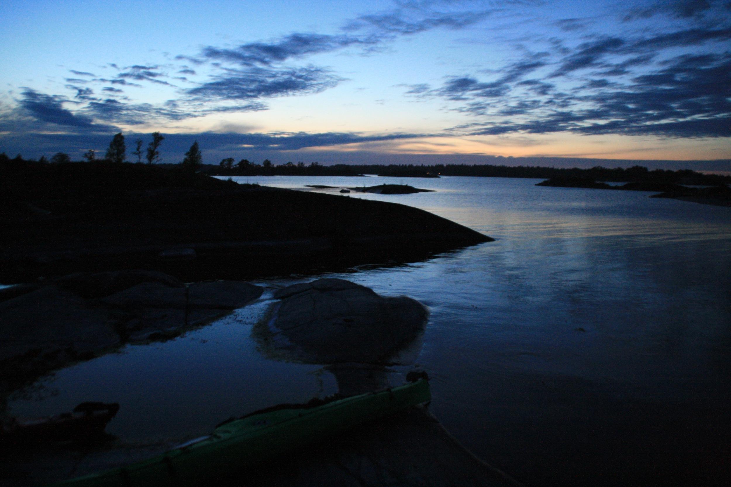 Stockholm Archipelago Kayaking 1 day 6