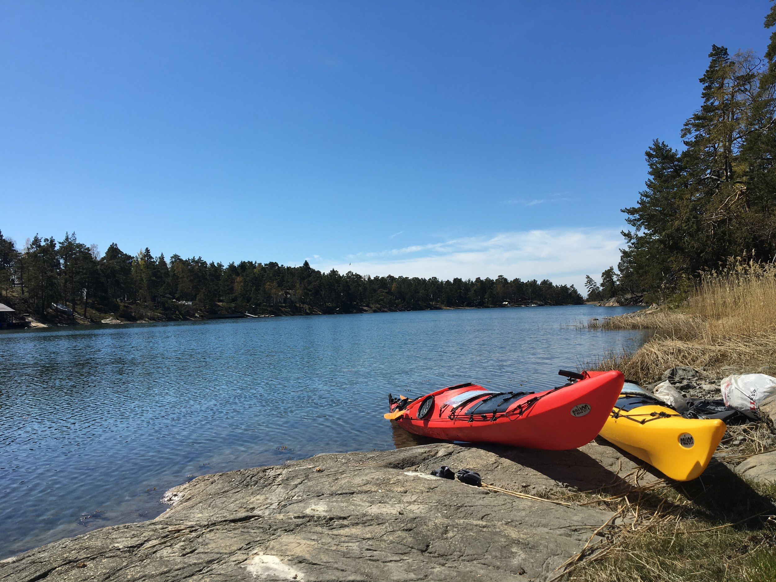 Stockholm Archipelago Kayaking Guided Tours 3 days 2