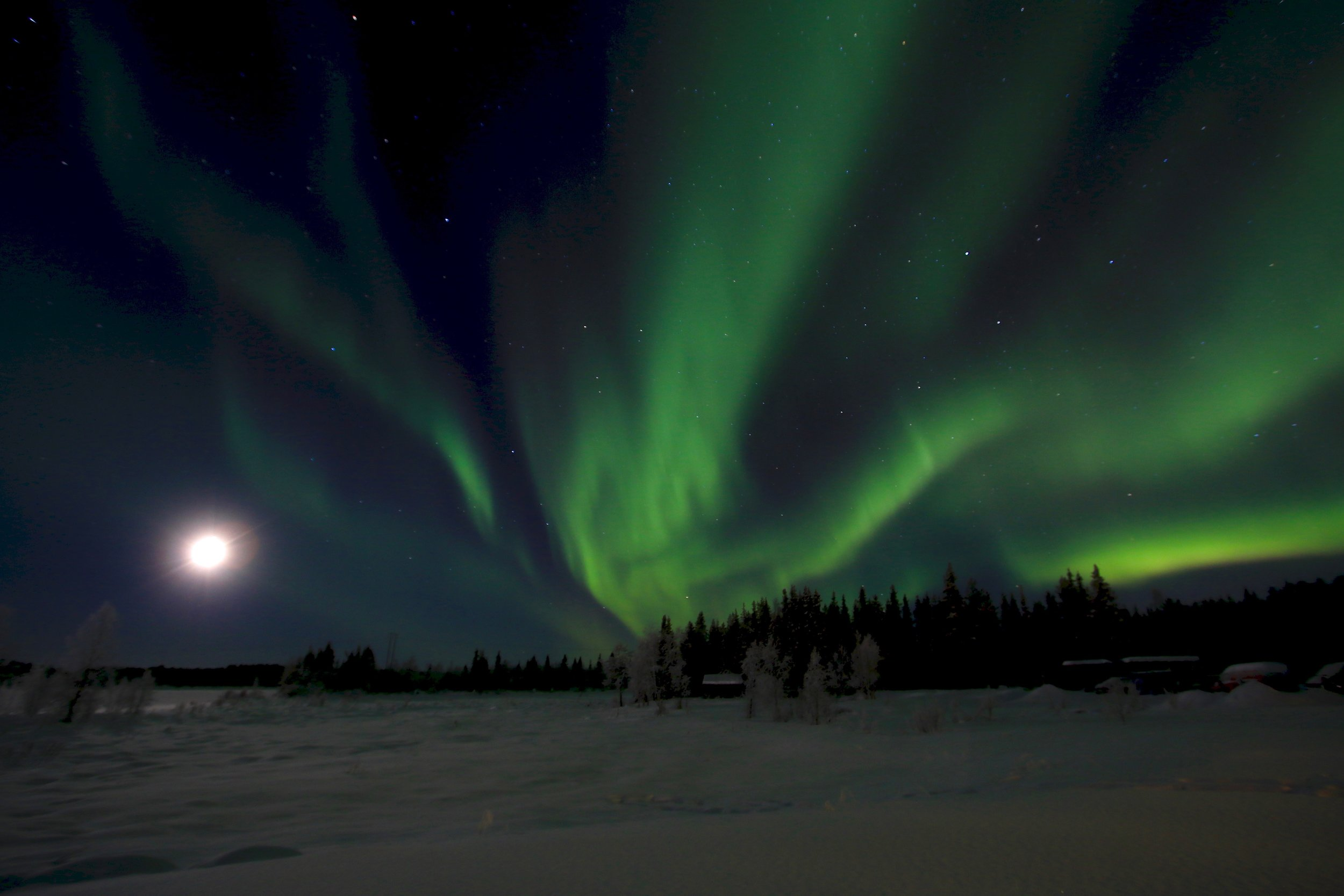 Northern Lights Lapland Tours Sweden Guided Tours 4