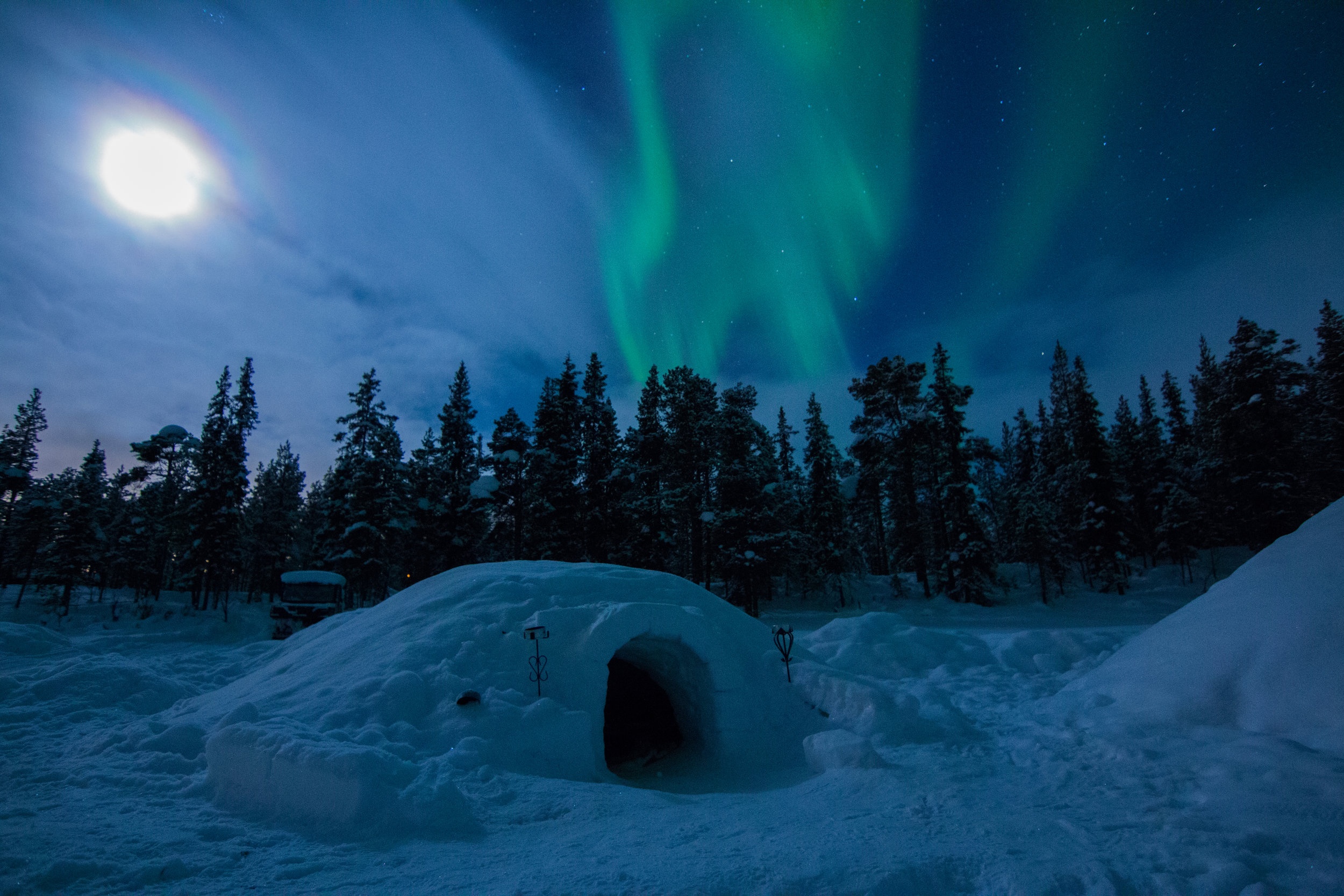Northern Lights Lapland Tours Sweden Guided Tours