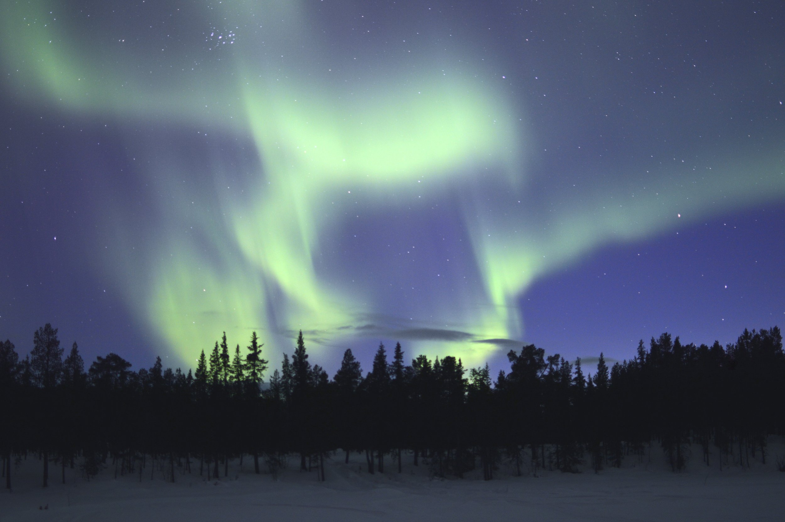 Northern Lights Lapland Tours Sweden Guided Tours 8