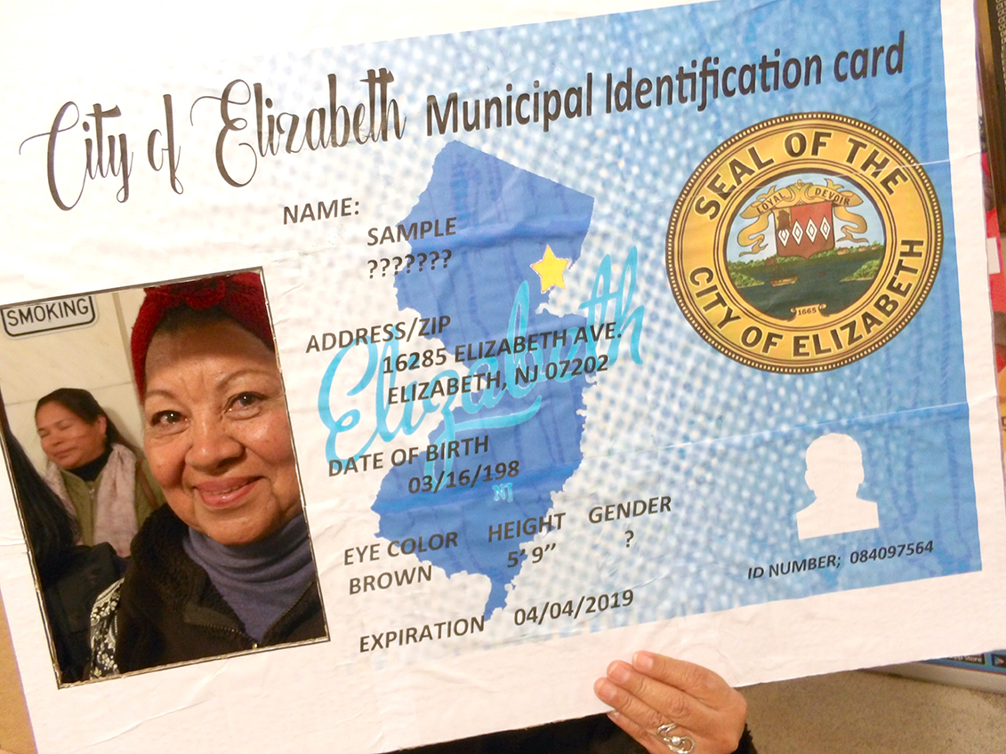 ID Program for Undocumented Immigrants in Elizabeth Passed by City Council