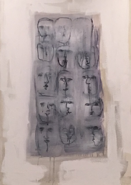 15 faces