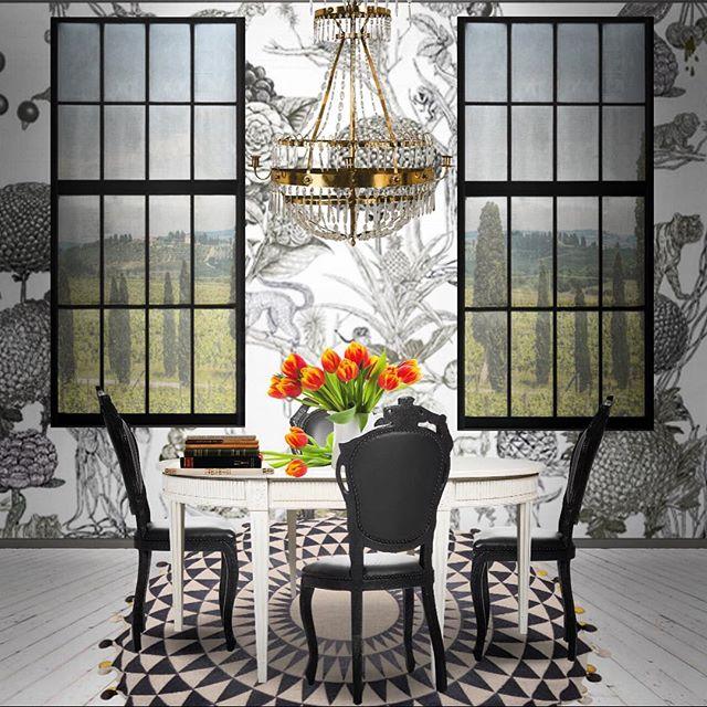 📷 @neybers    #mljinteriors  #monicajacobsinteriors   #interiordecorating  #interiordesign   #professionalorganizing  #decorstyling   #addicted2decor  #diningroom