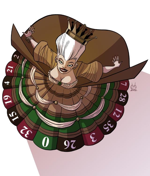 Reine de Chance