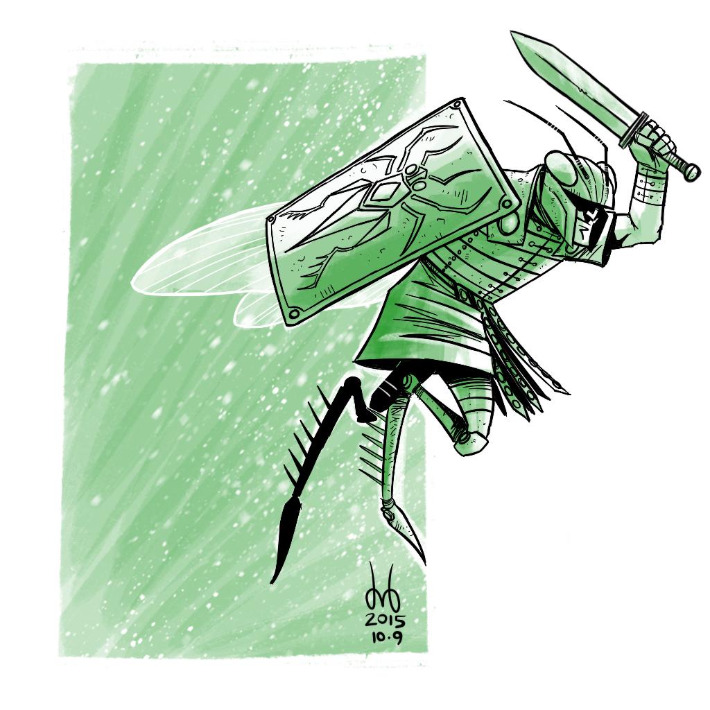 Green Legionnaire
