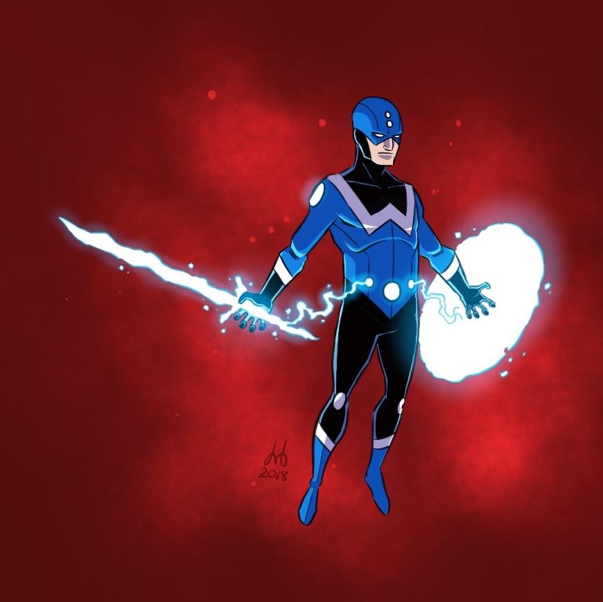 Blue Wonder Concept