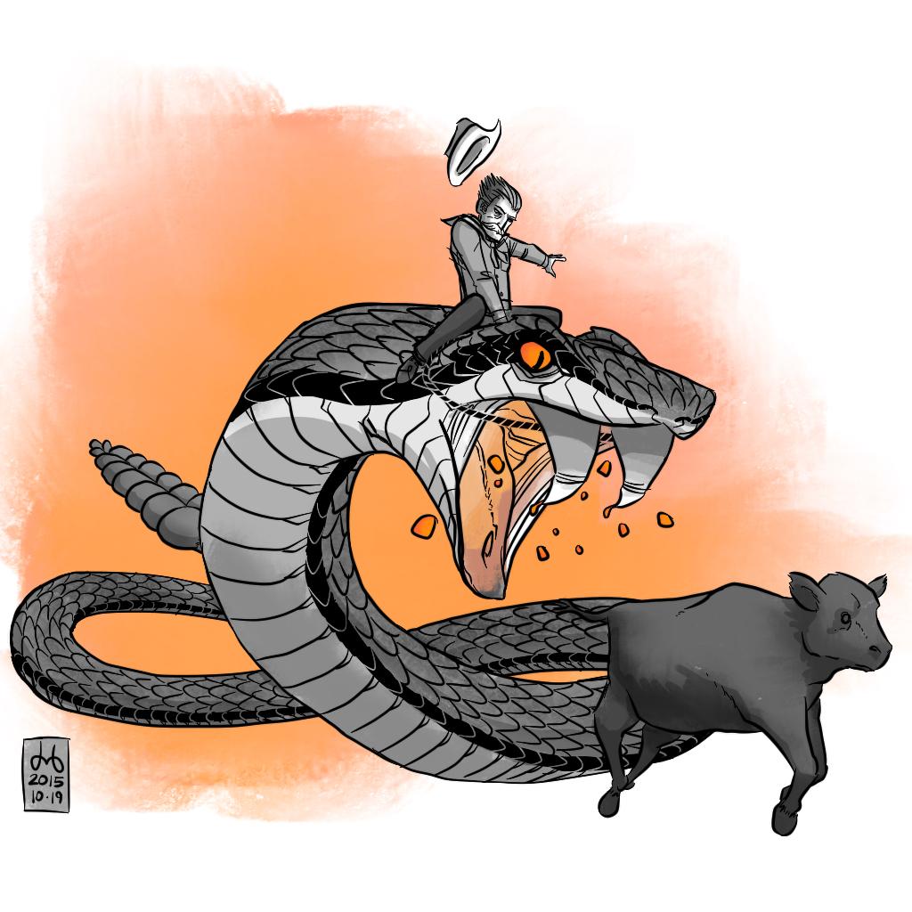 Doom Snake