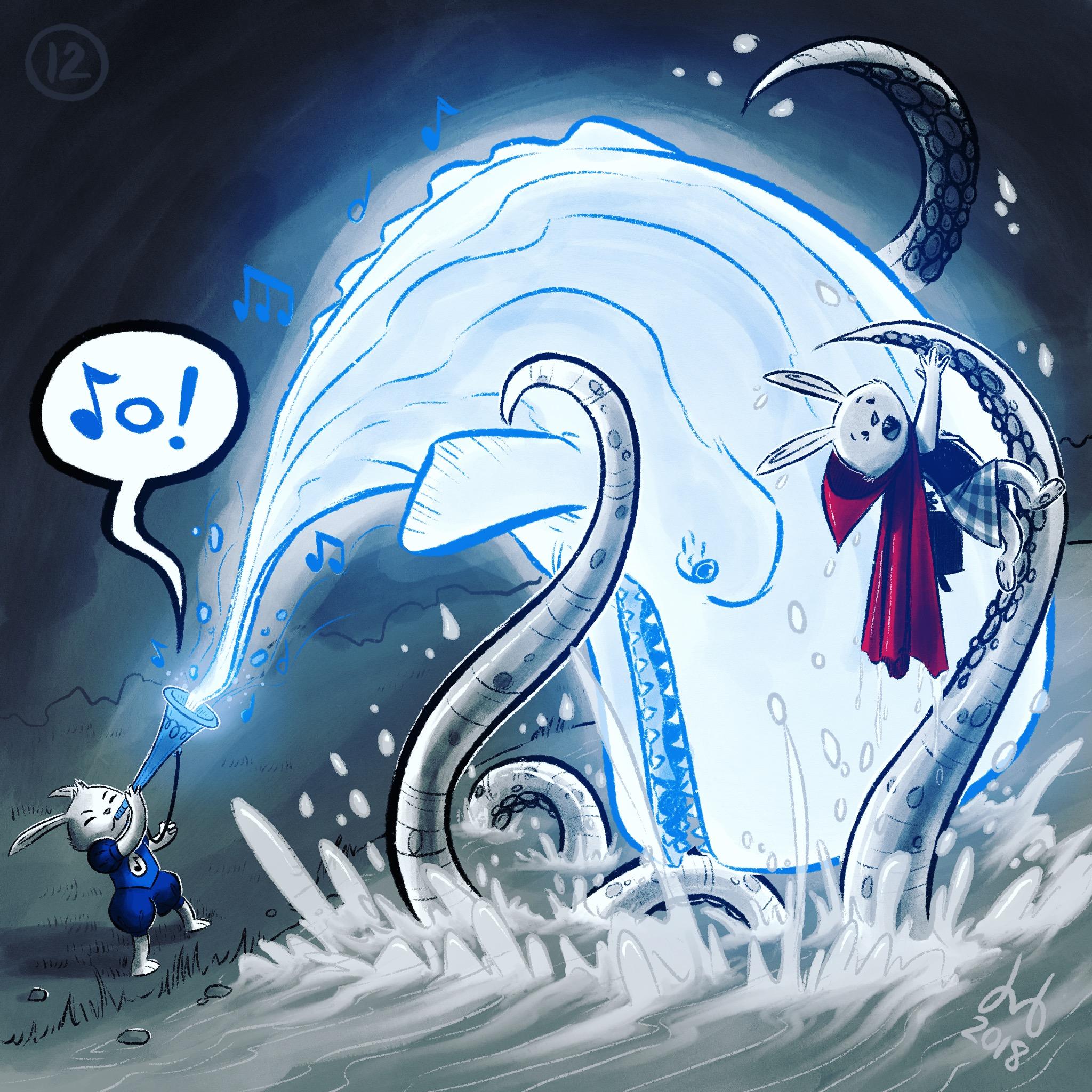 12 Whale