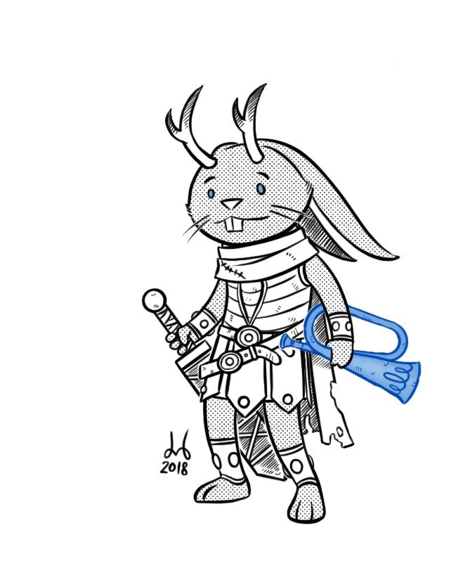 Legendary Bugler