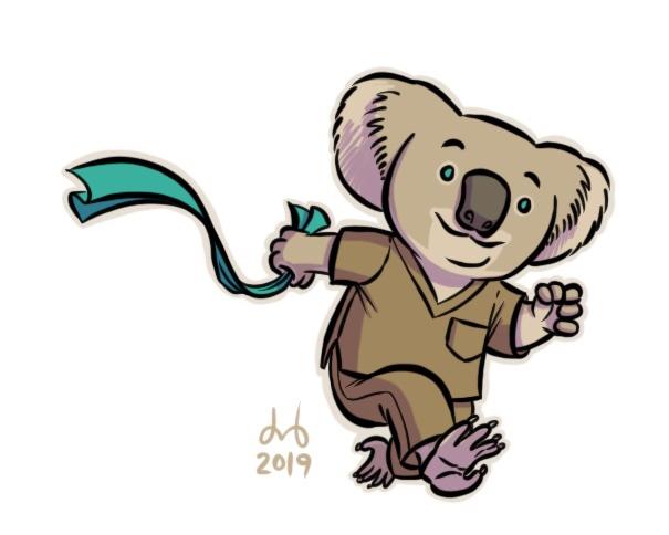 Khaki Koala Kinesiologist