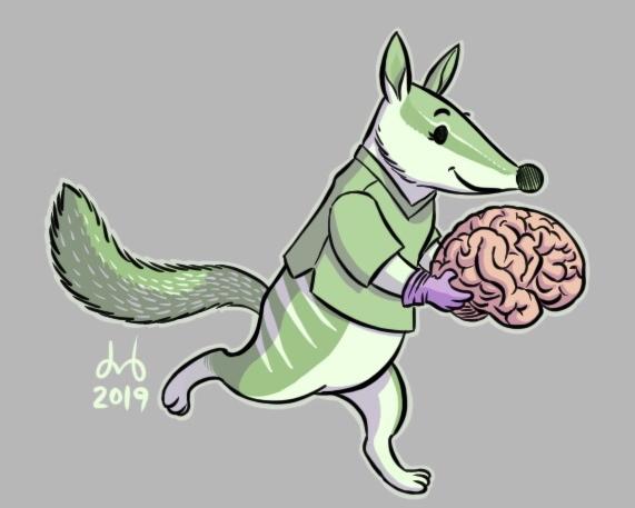 Nyanza Numbat Neuroscientist