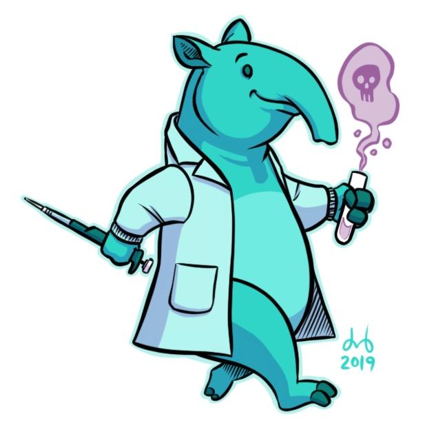 Teal Tapir Toxicologist