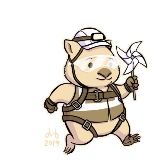 Wheat Wombat Wind Engineer