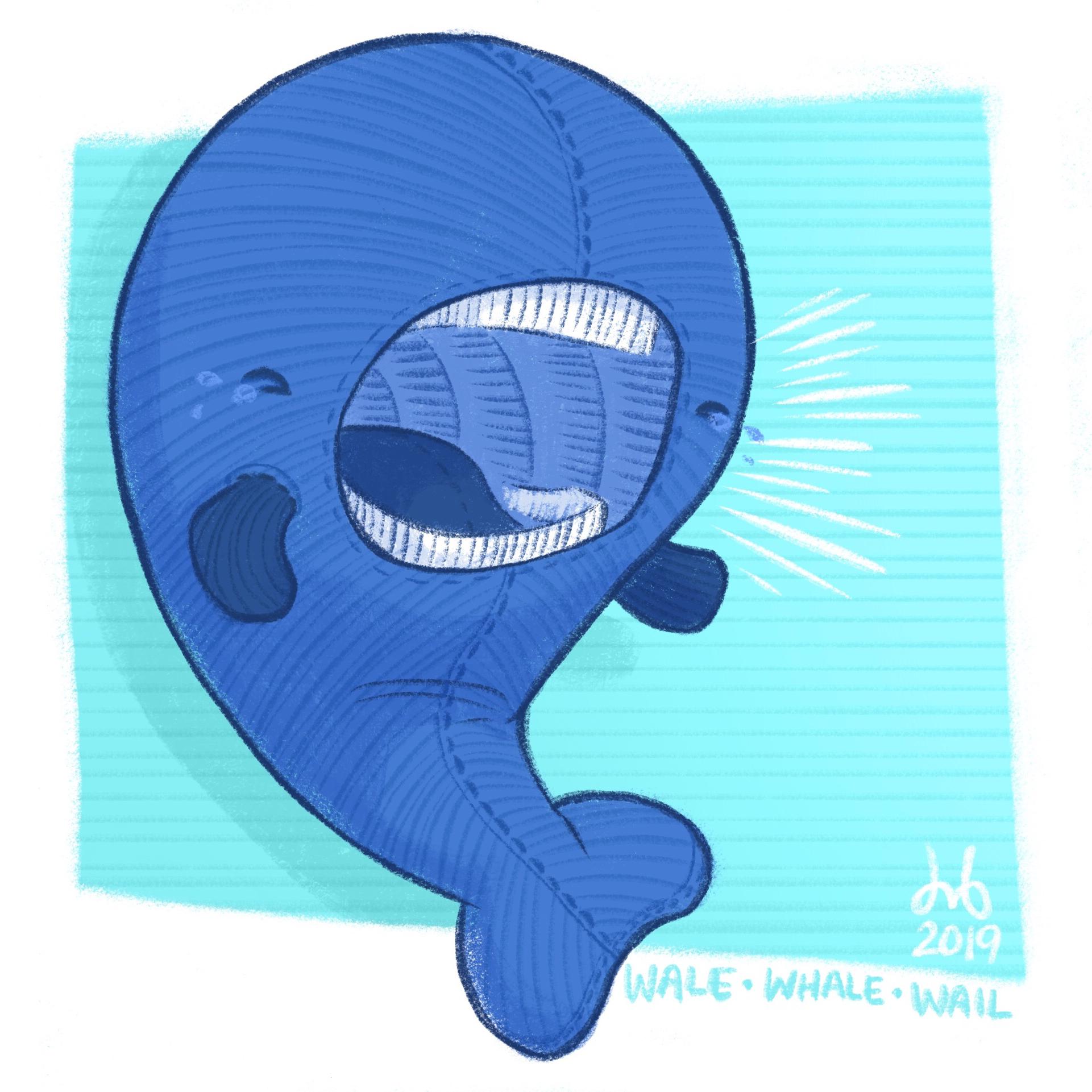 Wale Whale Wail!