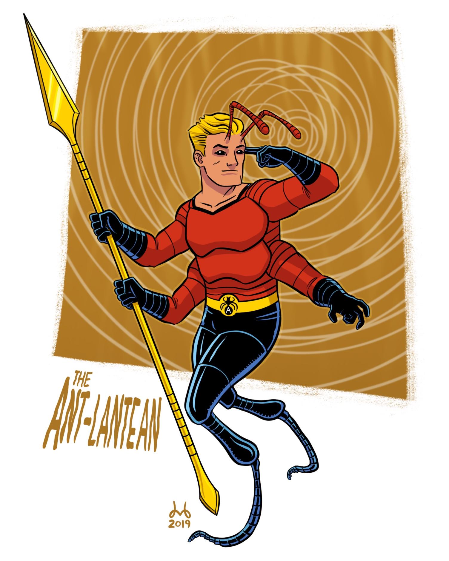 The Ant-Lantean