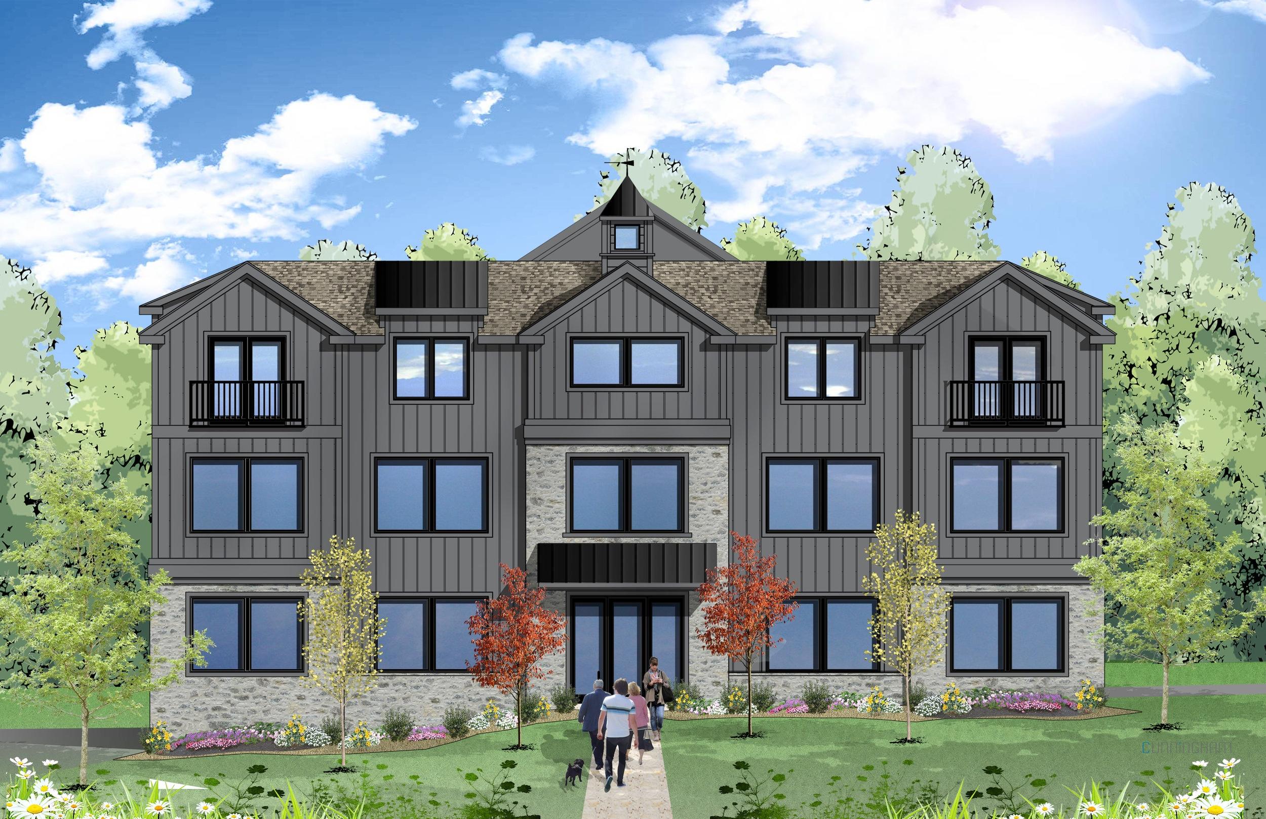 Mixed-Use Development | Flourtown, PA