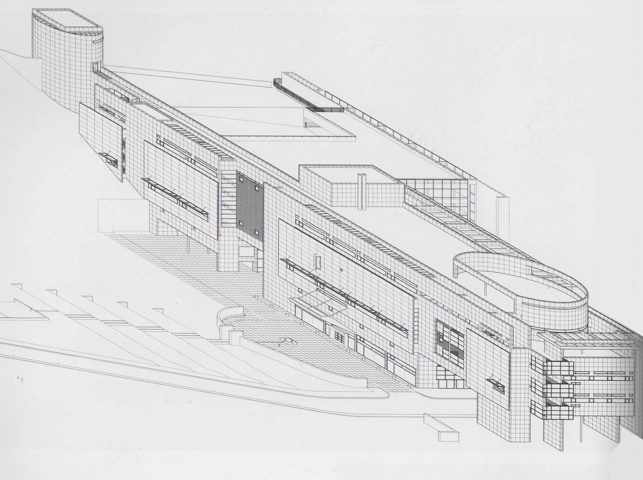 Project by Richard Meier