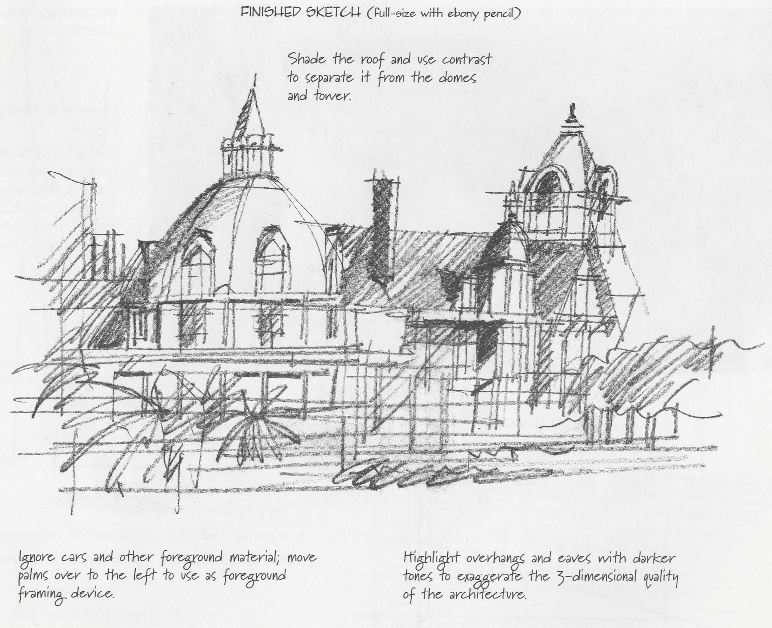 Wang, Thomas C.. Pencil Sketching, 2nd ed . New York: Wiley, 2002.73. Print.