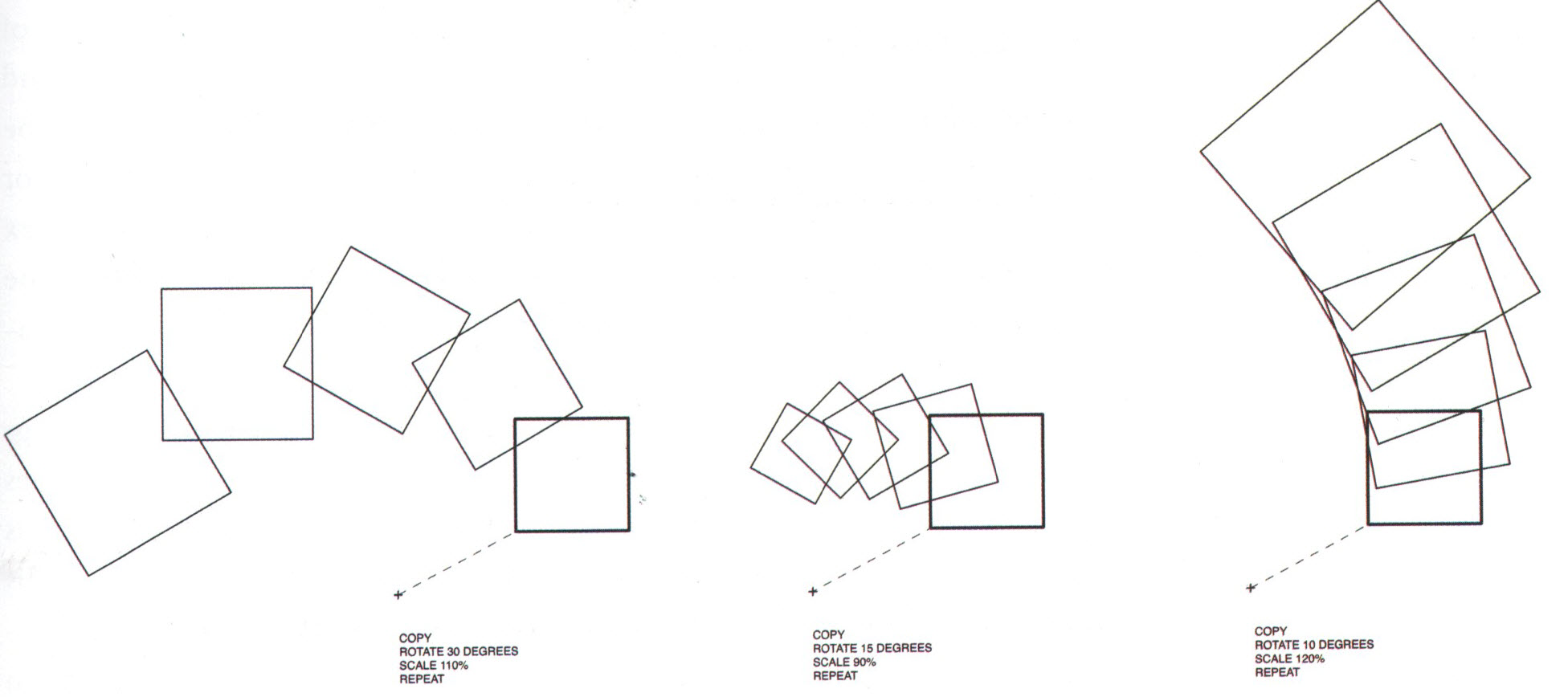 Image from  Digital Design Exercises for Architecture Students , p. 23.